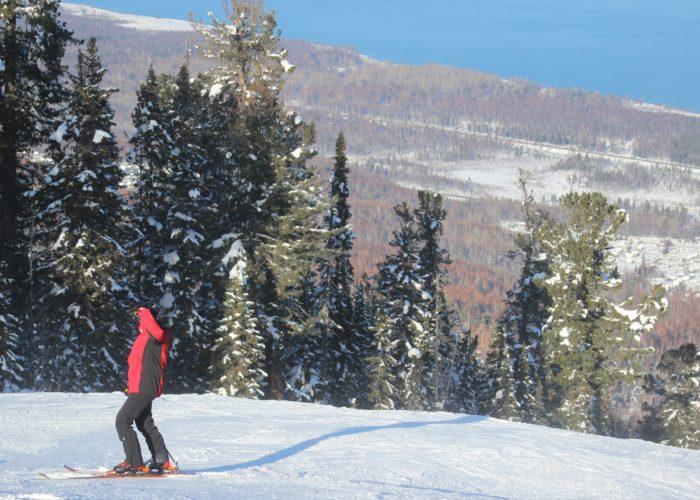 Baikalsk tourist skiing active baikal tour