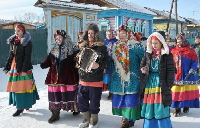People of Buriatiya