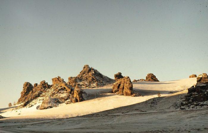Buriatia winter tour